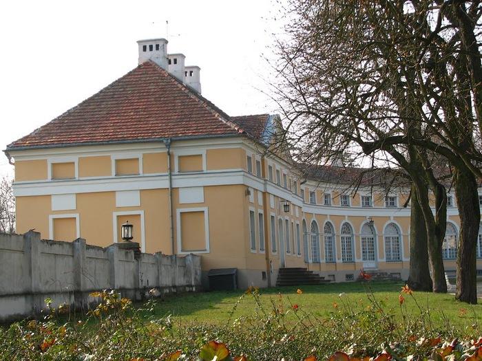 Дворец Рачиньских в селении Рогалин 77221