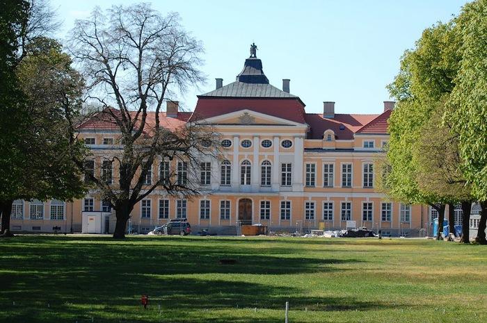 Дворец Рачиньских в селении Рогалин 97345