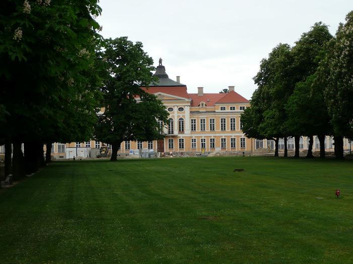 Дворец Рачиньских в селении Рогалин 95104