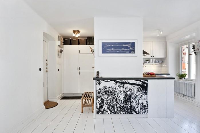 скандинавский стиль в интерьере фото 8 (700x465, 60Kb)