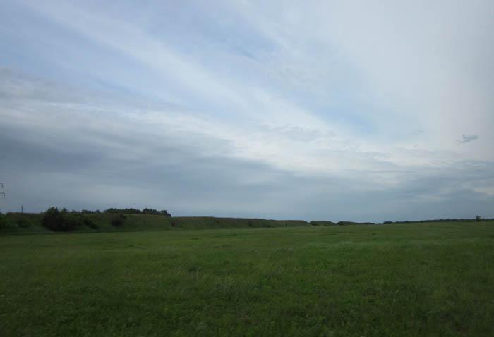 Старая Рязань Валы поближе (700x478, 46Kb)