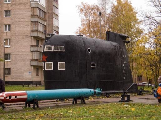 санкт-петербург подводная лодка музей в спб