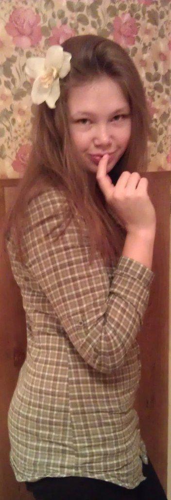 Анюта, 18, Москва