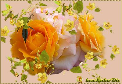 Желтые-розы (400x276, 203Kb)