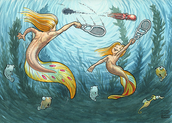 mail_me_art___mean_mermaids_by_worldofpetergeorge-d5te9np (600x428, 162Kb)