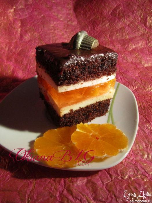 Как сделать торт с желейной прослойкой