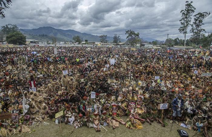фестиваль горока Папуа-Новая Гвинея 4 (700x451, 418Kb)