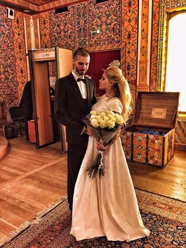 фото лизы кутузовой свадьба