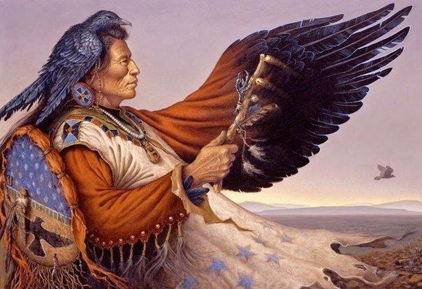 Мудрость индейских вождей. (604x414, 67Kb)