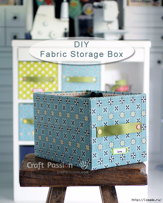DIY-fabric-storage-box-main (560x700, 300Kb)