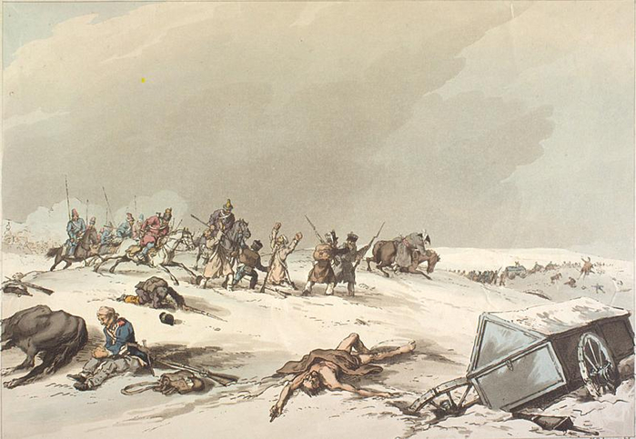 17 Retreat_of_Napoleon_Army_from_Moscow_1812 (700x483, 290Kb)