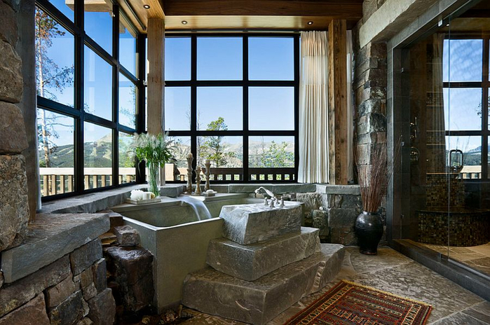 20 Rustic Bathroom Decor Ideas  YouTube