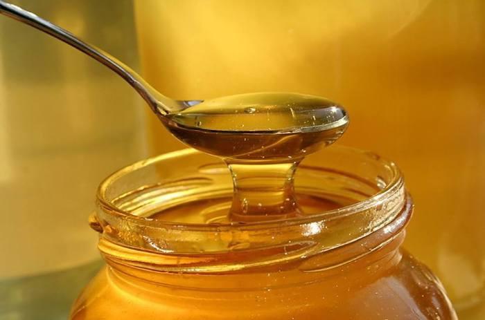 ложка для мёда фото
