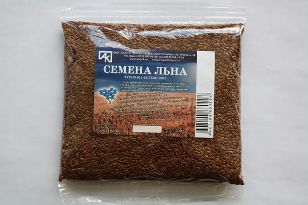 Семена Льна пищевые не обжаренные 500 гр. (620x413, 80Kb)