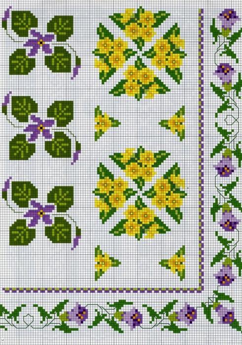 вышивка полотенец 11 (491x700, 473Kb)