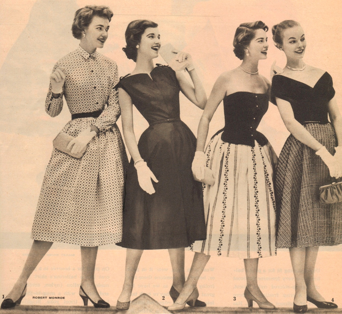 History of Fashion 1920s  1930s  Catwalk Yourself