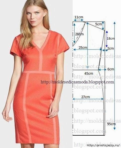 Электронные выкройки на платья