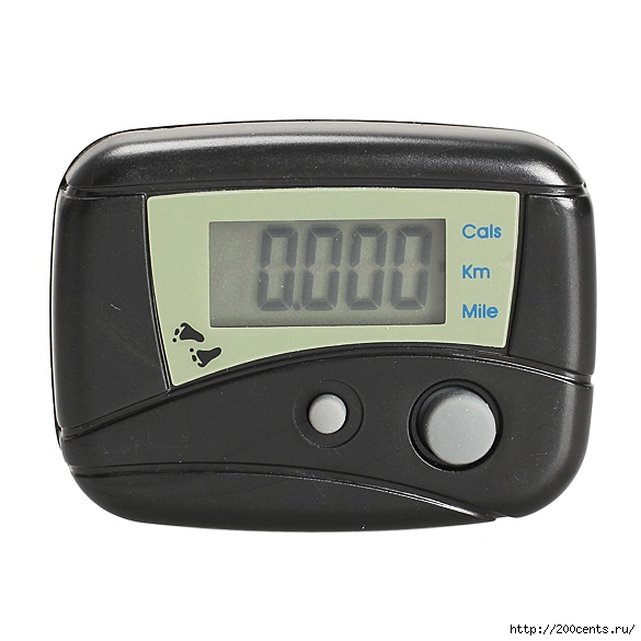 LCD Run Step Pedometer Walking Distance Calorie Counter Passometer Black ES88/1435410006_LCDRunStepPedometerWalkingDistanceCalorieCounterPassometerBlackES88 (585x585, 121Kb)