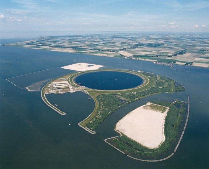 очистка озера Кетельмеер Нидерланды 1 (700x567, 242Kb)