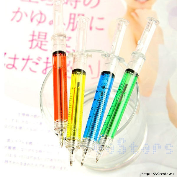 5Pcs Novelty Liquid Syringe Ballpoint Pen Medical Hospital Stationery Blue Ink/1435431034_5PcsNoveltyLiquidSyringeBallpointPenMedicalHospitalStationeryBlueInk (600x600, 166Kb)