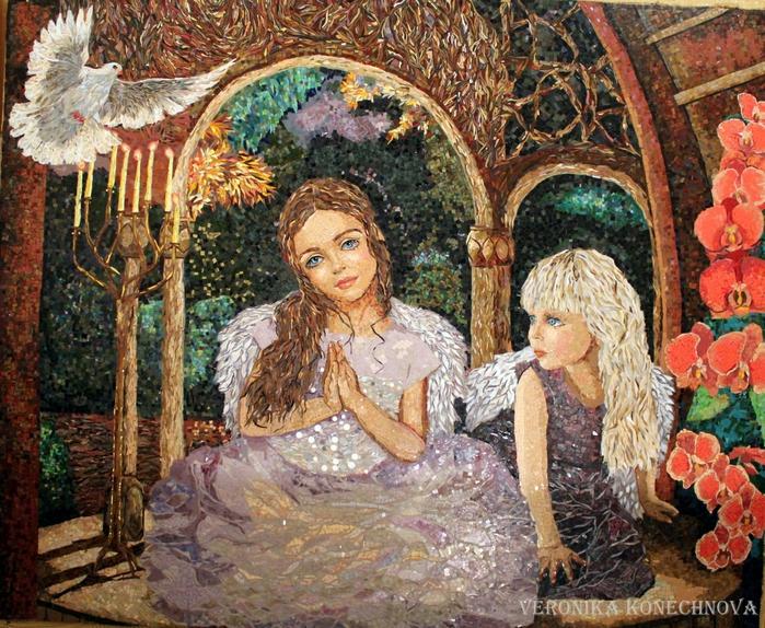 красивое мозаичное панно /5749214_ (700x574, 424Kb)