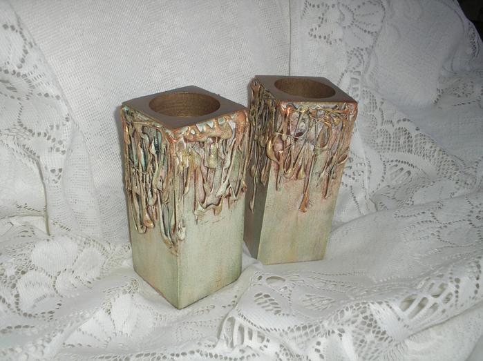 Декор предметов горячим клеем (5) (700x523, 352Kb)