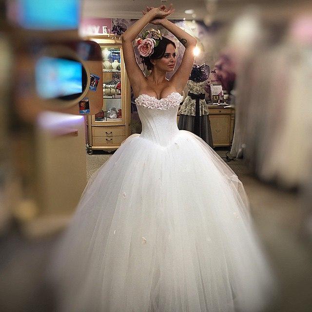 Фото платьев свадьба на миллион дом 2