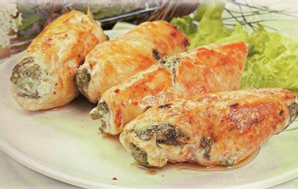 рецепты из филе куриного с фото