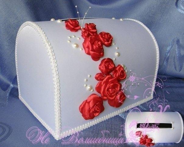 Сундуки для свадьбы своими руками
