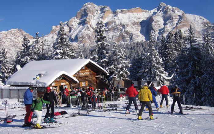 горнолыжные курорты италии Доломити супер-ски 5 (700x437, 492Kb)