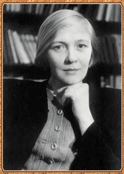 Берггольц Ольга Федоровна. (500x700, 190Kb)