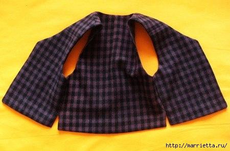 Как сшить детский жилет на подкладке (22) (450x295, 76Kb)