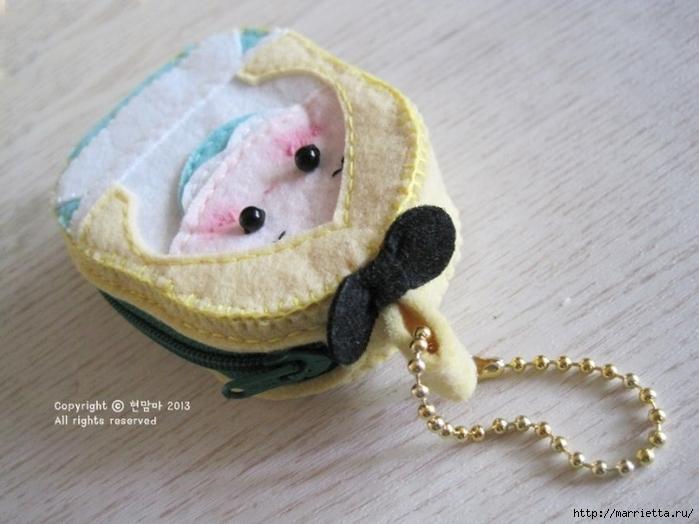 Детский кошелек-куколка из декоративного войлока (34) (700x524, 223Kb)