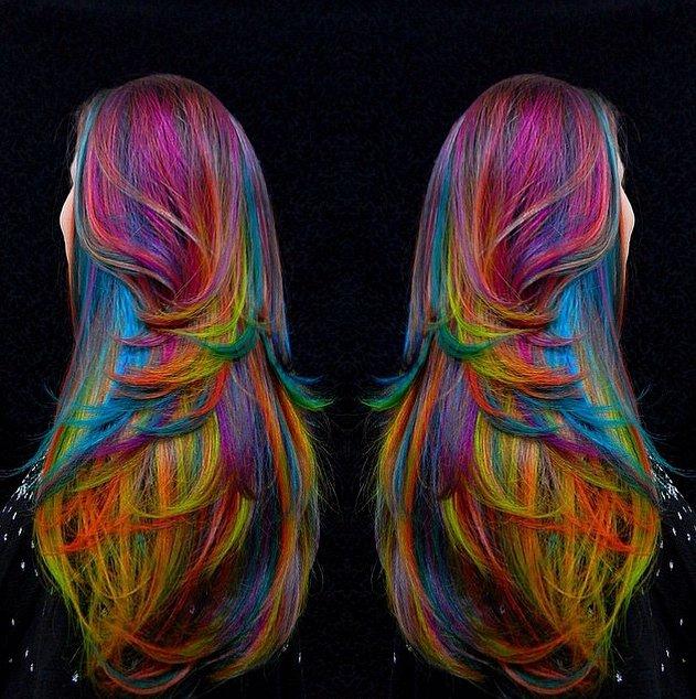 креативные прически Sand Art Hair 11 (631x634, 437Kb)