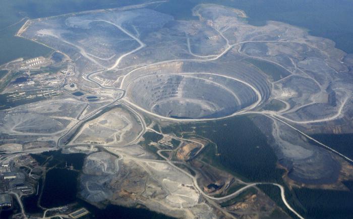 Золоторудное месторождение Олимпиада Сибирь 1 (700x434, 392Kb)