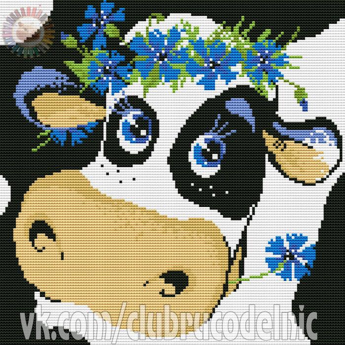 Cow Pillow (700x700, 773Kb)