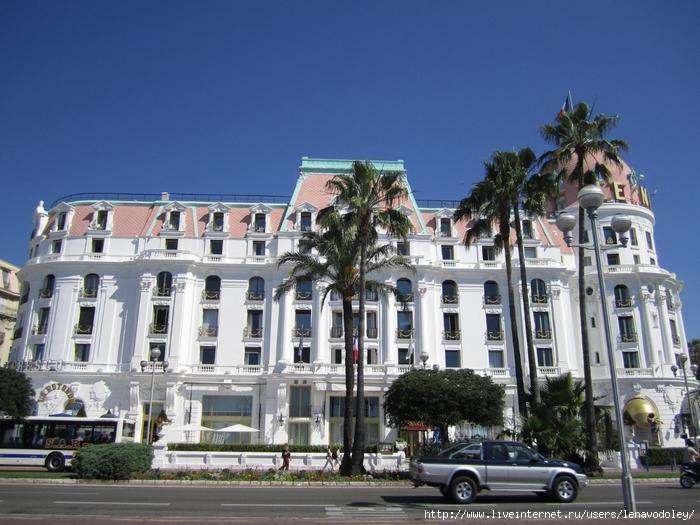 Отель Негреско  день (700x525, 297Kb)