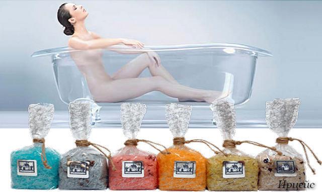 Соляные ванны для похудения