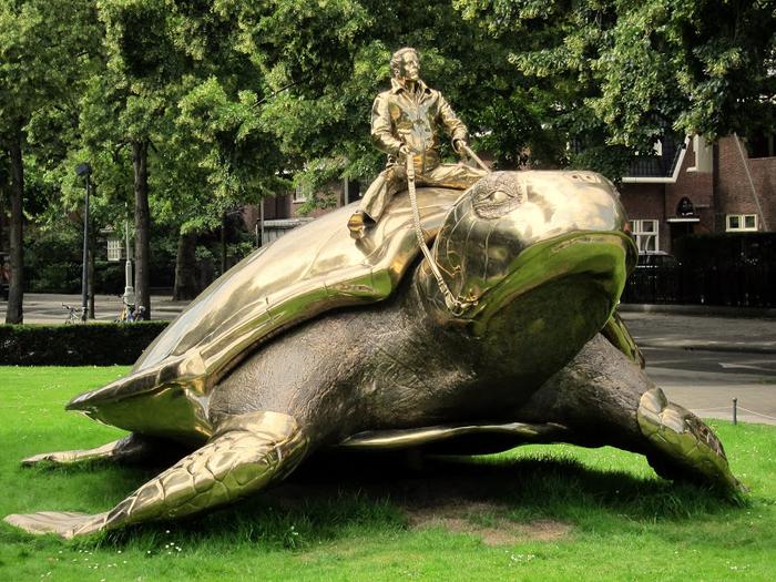 скульптура в поисках утопии скульптор ян фабр амстердам 1 (700x525, 500Kb)