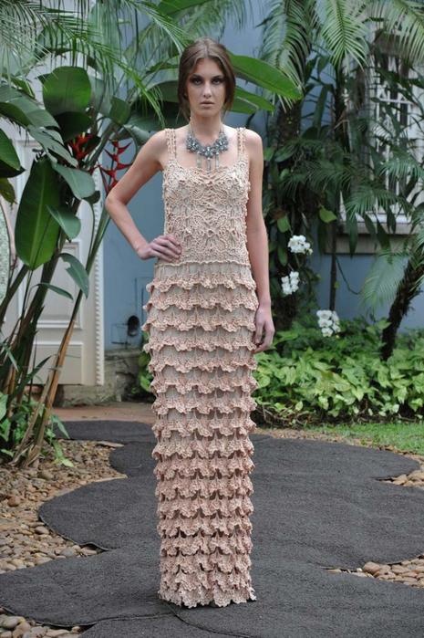 Платье парижанка фото
