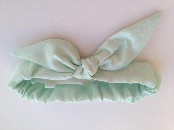 Как сшить повязку солоха на голову