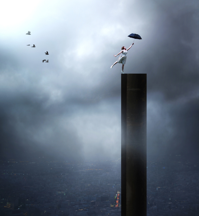фантастический миром фотохудожника,  Джорджа Христакис6 (643x700, 473Kb)