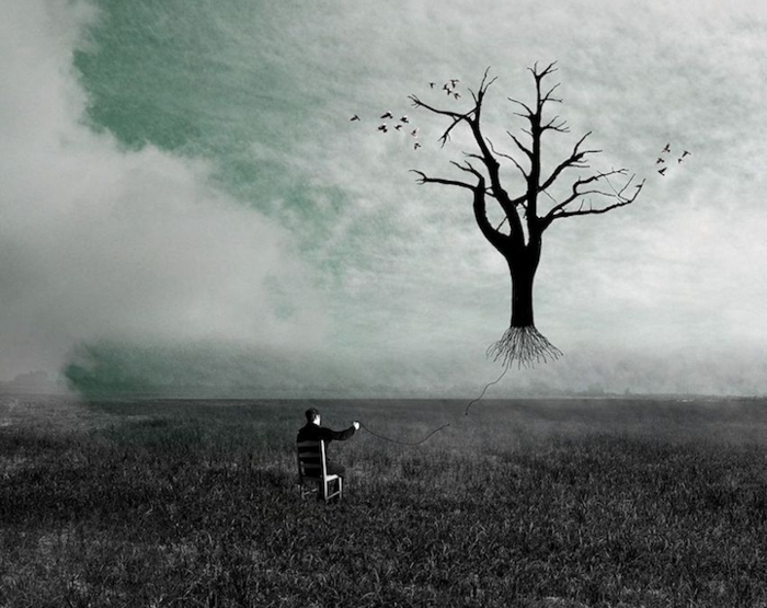 фантастический миром фотохудожника,  Джорджа Христакис8 (700x555, 430Kb)