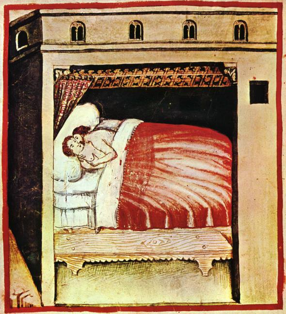 Средневековье монастырь разврат 20 фотография