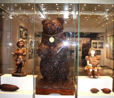 Экскурсия музей шоколада и какао