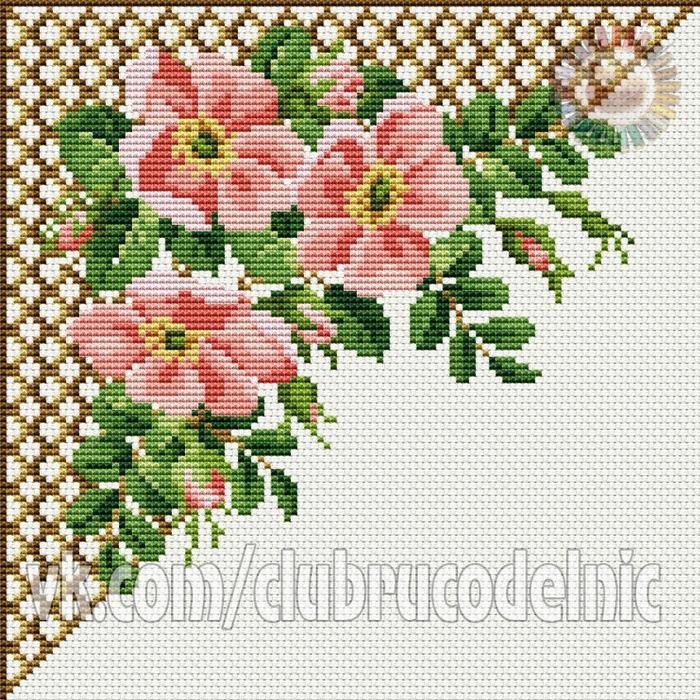 Wild Roses Corner (700x700, 513Kb)