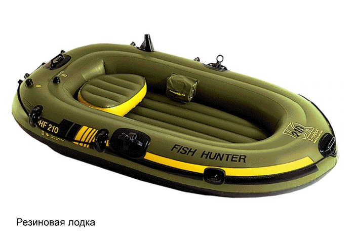 же, если купить китайскую резиновую лодку для рыбалки теплому