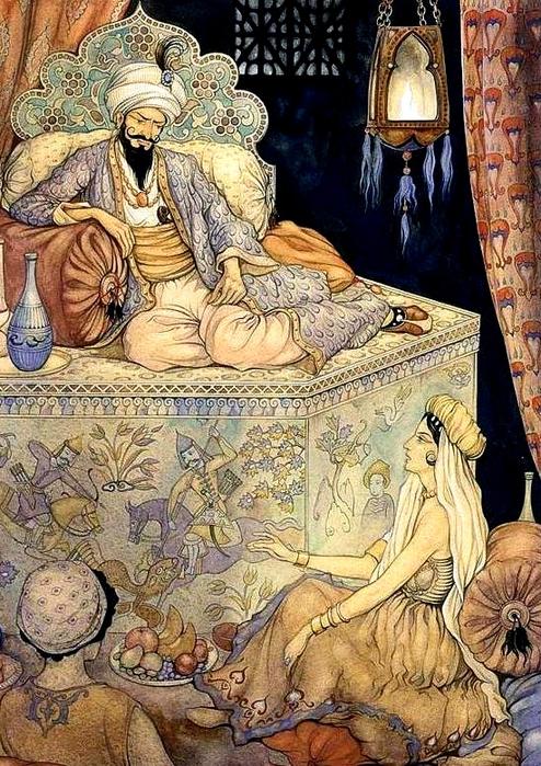 tysyacha-i-odna-noch-pieck-illustraciya-k-skazke (494x700, 366Kb)