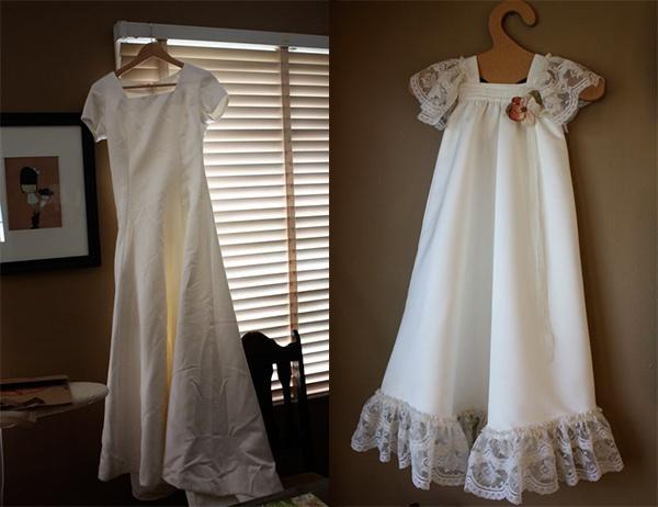 Перешить свадебное платье