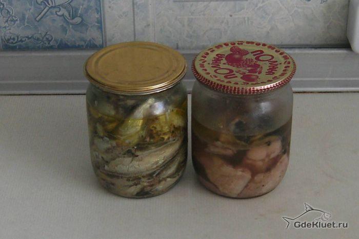 Консервирование рыбы в домашних условиях
